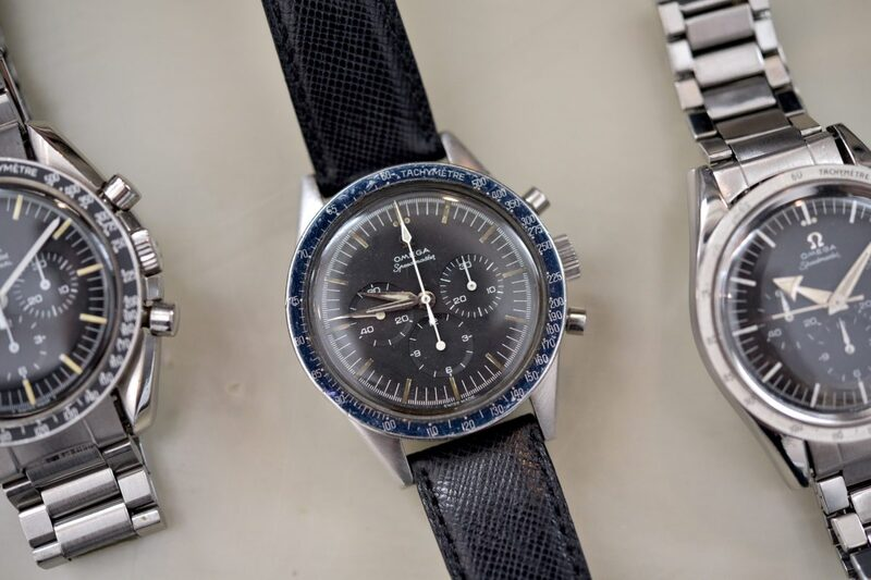 A Guide to the Evolution of the Omega Speedmaster Moonwatch, Reference by Reference
