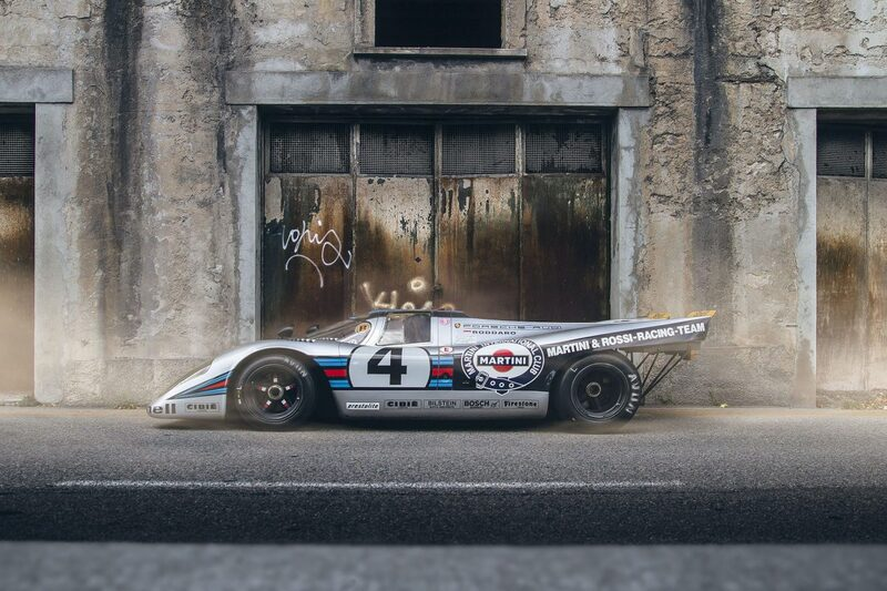 A Look at Some Insane Road-Legalized Porsche Race Cars