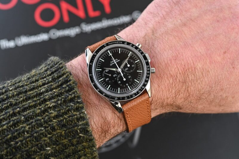 A Tribute to the Speedmaster First Omega in Space, Now Discontinued