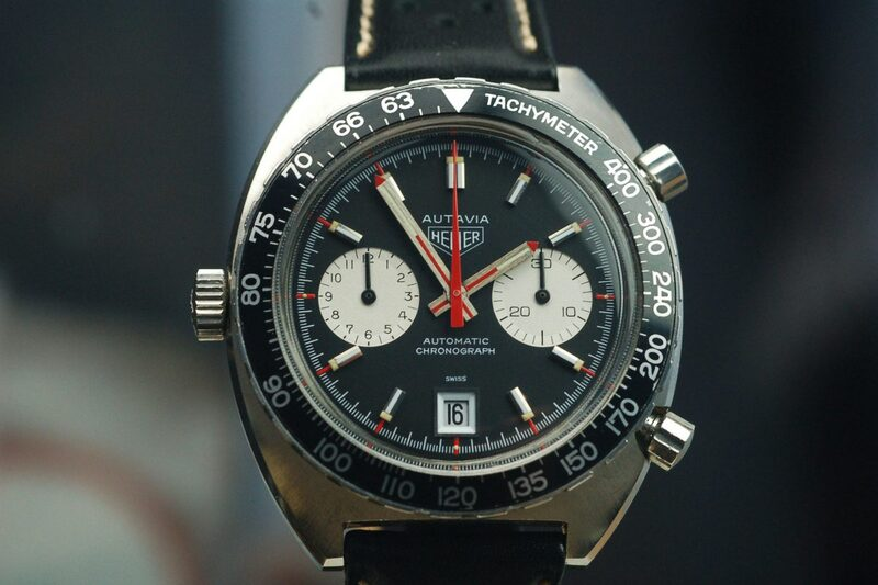 A Watch Less Travelled – the Heuer Autavia Viceroy 1163
