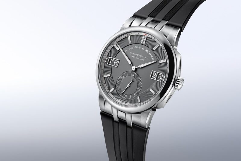 A. Lange & Söhne Odysseus, Now in White Gold with Leather or Rubber Straps