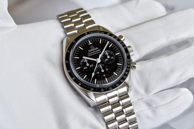All the Details About the New Omega Speedmaster Moonwatch Professional Master Chronometer (Live Pics)