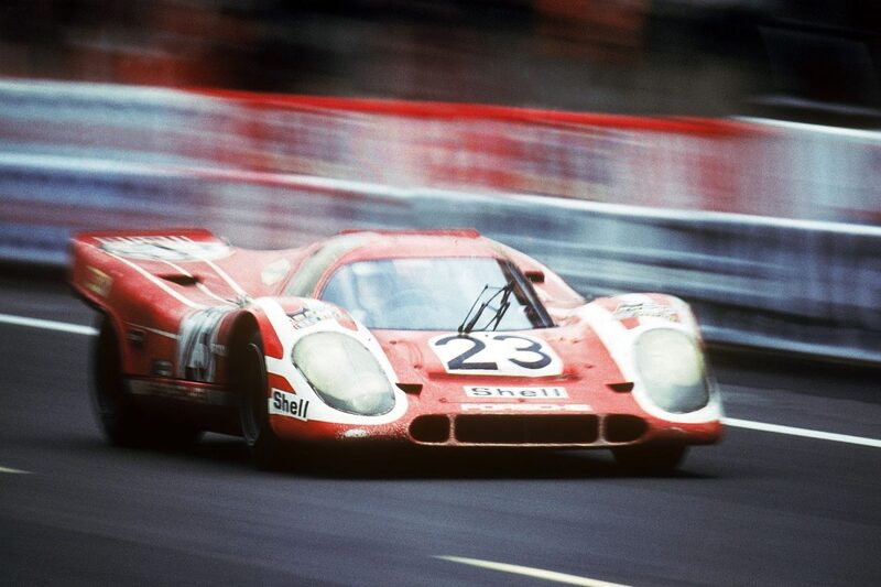 An Ode to the Porsche 917, Possibly the Most Iconic Race Car Ever Made