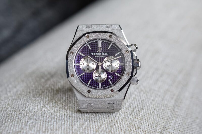 Audemars Piguet Royal Oak Chronograph Frosted Gold – The Shock and Awe Factor