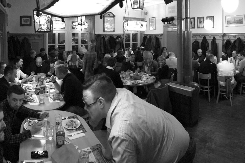 Baselworld Schnitzel Dinner and Wondering if it Will Ever Happen Again