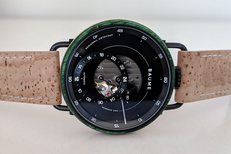 Baume HRS Limited Edition Automatic – When Richemont goes Microbrand-Like