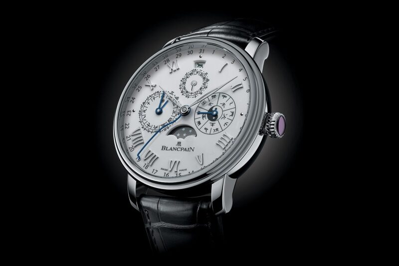 Blancpain Traditional Chinese Calendar, Year of the Ox