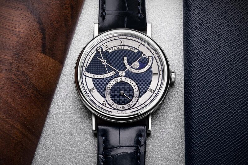 Breguet Classique 7137 Moon & Power Reserve, with New Dials for 2020