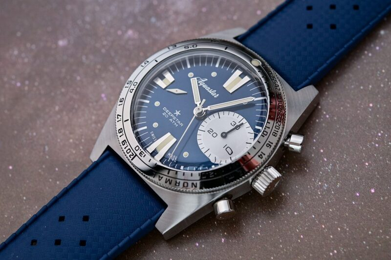 Combining Styles, With 5 Cool and Recently Launched Diving Chronographs
