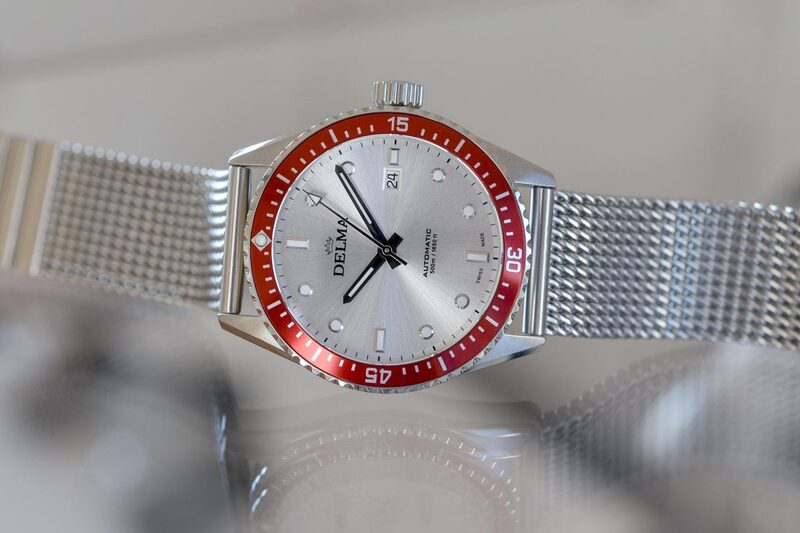 Delma Cayman Automatic (Hands-On)