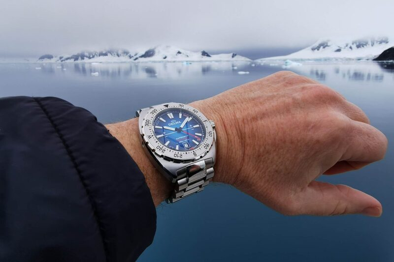 Delma Oceanmaster Antarctica – Purpose-Built and Tested For the Great White Continent