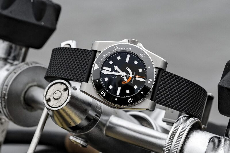 E.C.Andersson Denise – The Scandinavian Brand's First Dive Watch