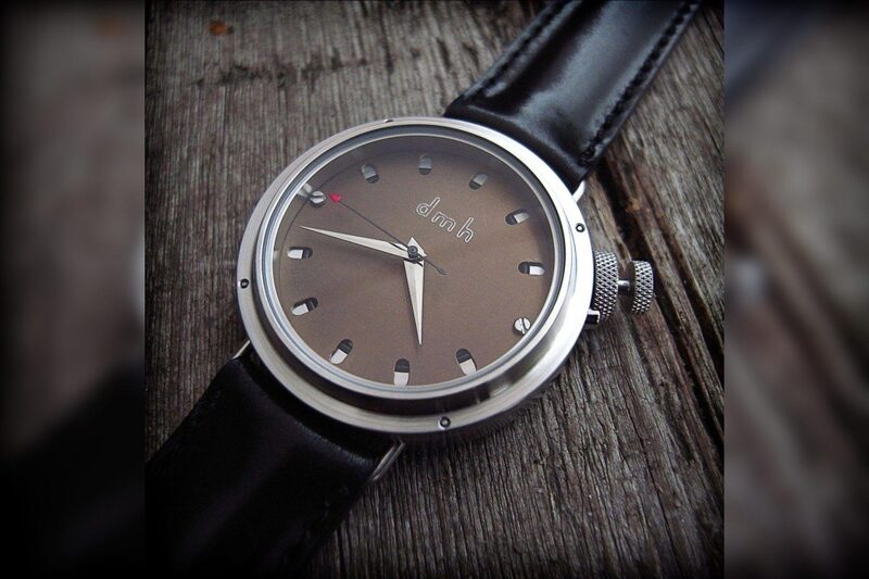 Fred Dingemans of d.m.h on Making his Own Hand-Made Watches