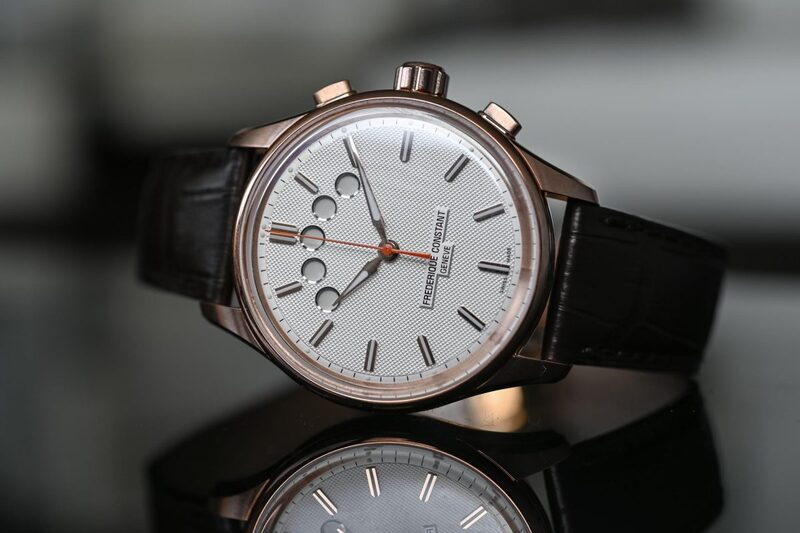 Frederique Constant Yacht Timer Regatta Countdown and Yacht Timer GMT