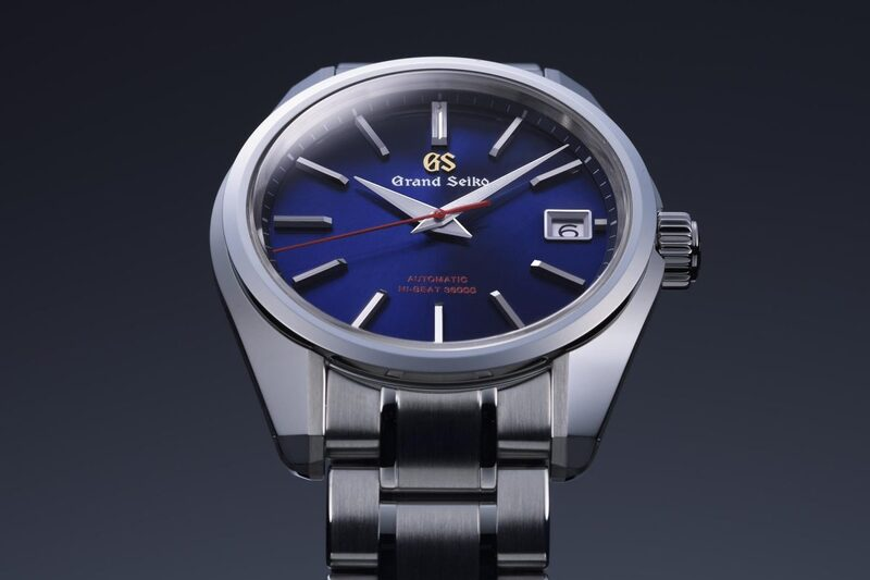 Grand Seiko 60th Anniversary Limited Editions, including the Hi-Beat 36000 ref. SBGH281