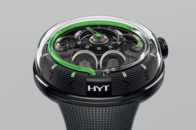HYT H1.0 – A New Take on the Fluidic Complication