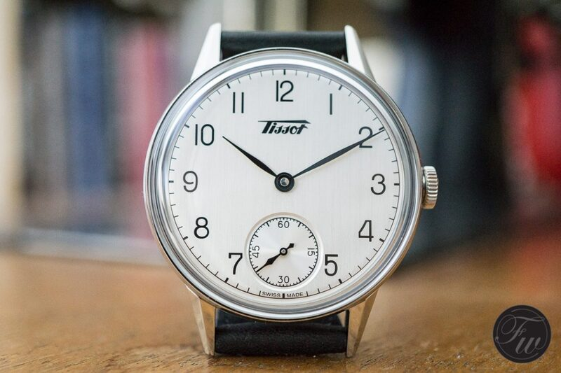 Hands-On Tissot Heritage Petite Seconde Review