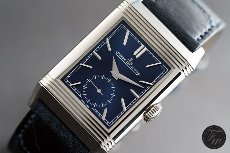 Hands-On With The Reverso Tribute Small Seconds
