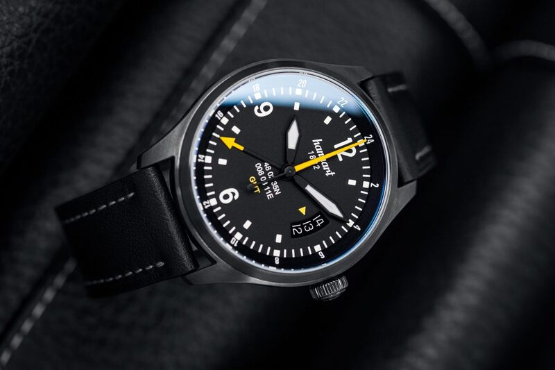 Hanhart S-Series Limited Edition Pilot's Watches