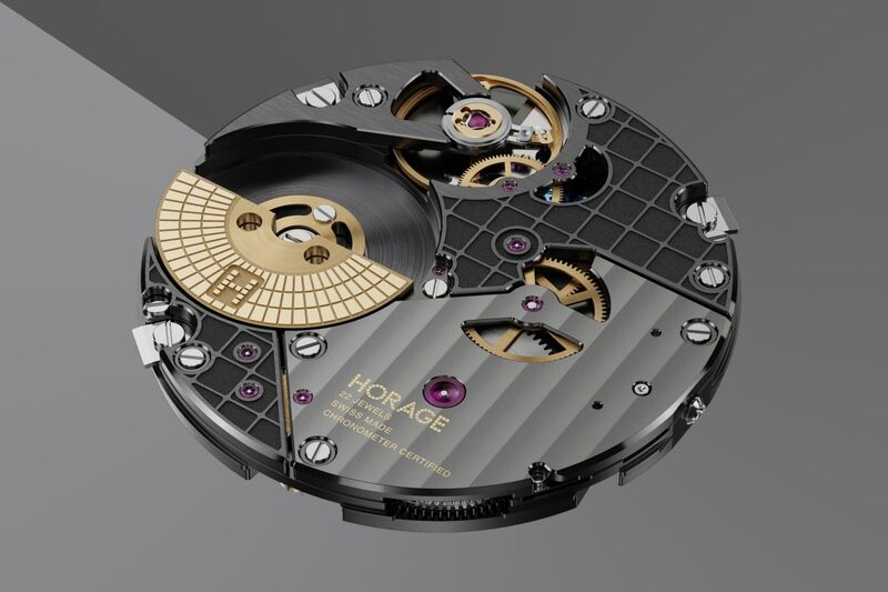 Horage Launches New K2 Micro-Rotor Movement, with an Unusual Production Plan
