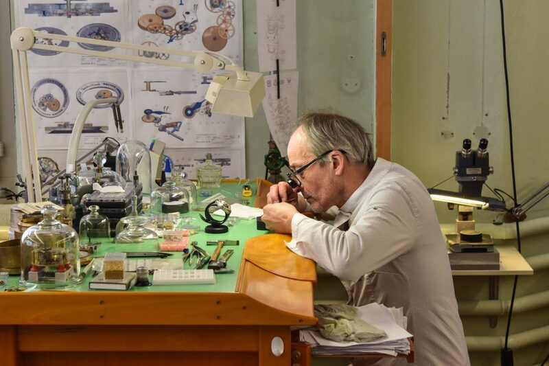 In Conversation with A One-Of-A-Kind Watchmaker, Vianney Halter