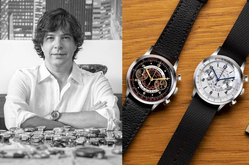 In Conversation with Dan Henry on Collecting, and Creating His Own Watch Brand