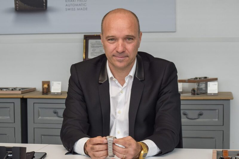 In Conversation with Sylvain Dolla, CEO of Hamilton Watches
