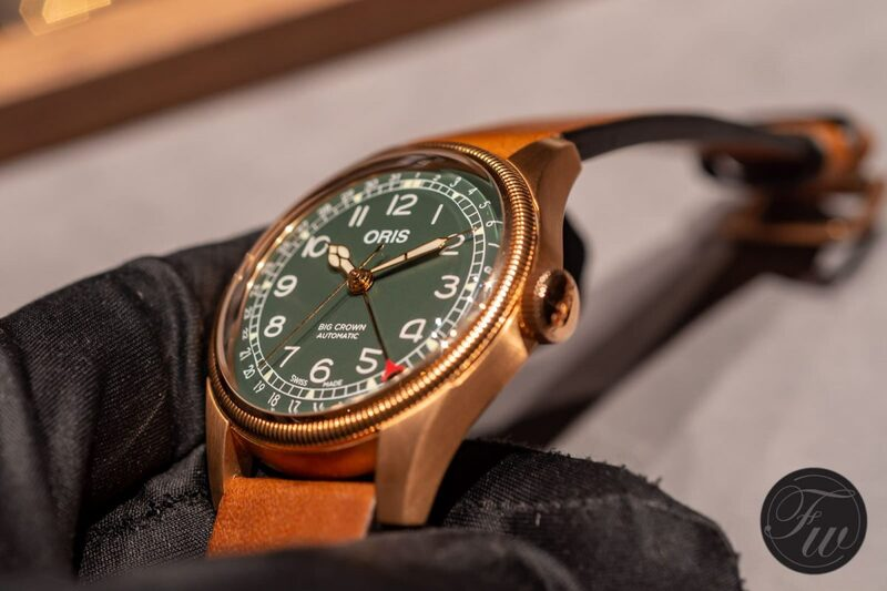 Introducing: Oris Big Crown Pointer Date 80th Anniversary Edition