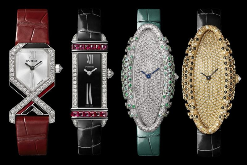 Introducing the Cartier Libre Jewellery Collection – Freedom of Shape and Colour