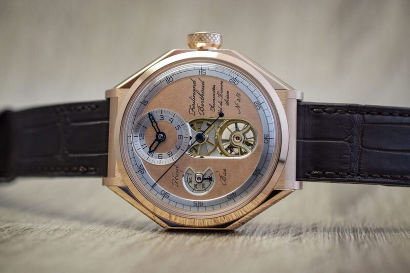 """Introducing the Ferdinand Berthoud """"Oeuvre d'Or"""" Collection (Hands-On)"""