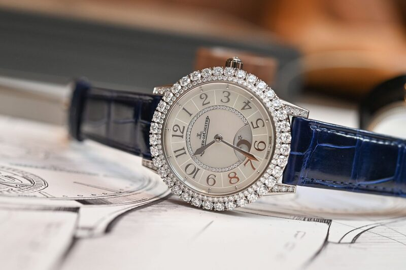 Jaeger-LeCoultre Rendez-Vous Night & Day Jewellery Watch