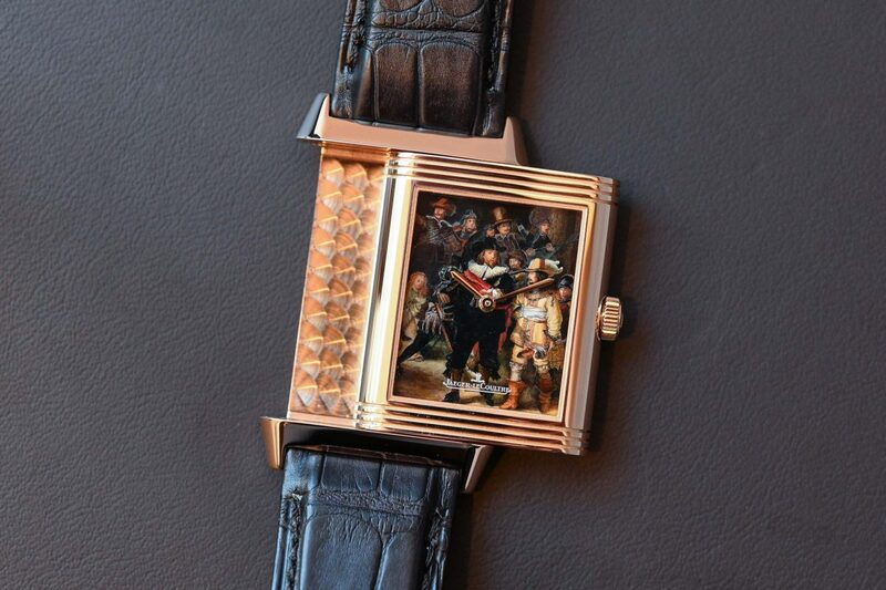 Jaeger-LeCoultre Reverso Tribute to Rembrandt