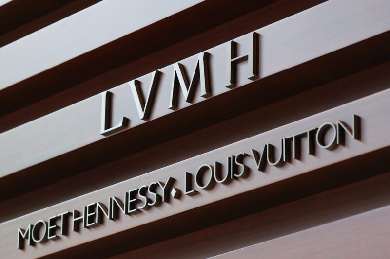 LVMH 2019 First-Half Results Show Growth, Including its Watches & Jewelry Division