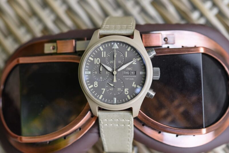"""Learning to Love the IWC Pilot's Watch Top Gun Mojave Desert – The """"screw-it-let's-do-it"""" watch"""