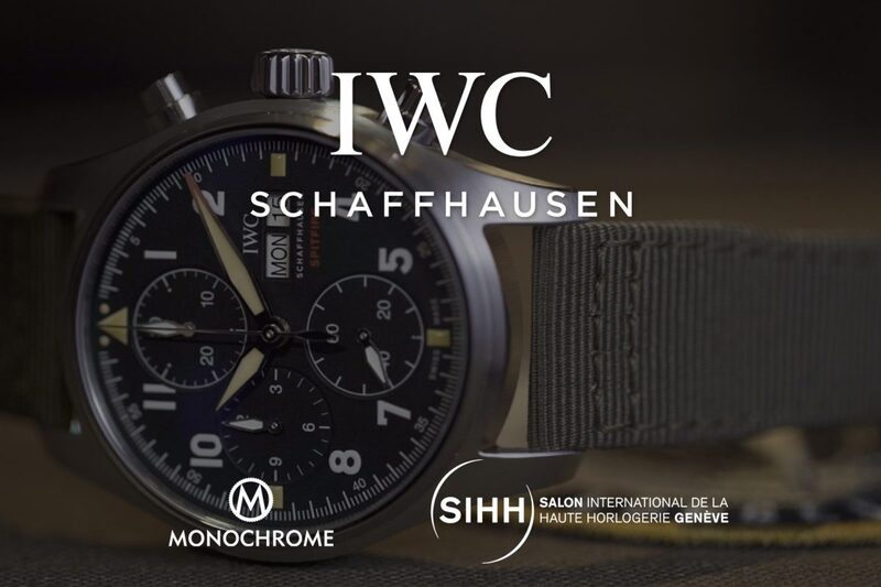 Live From SIHH 2019 – Christoph Grainger-Herr of IWC Watches