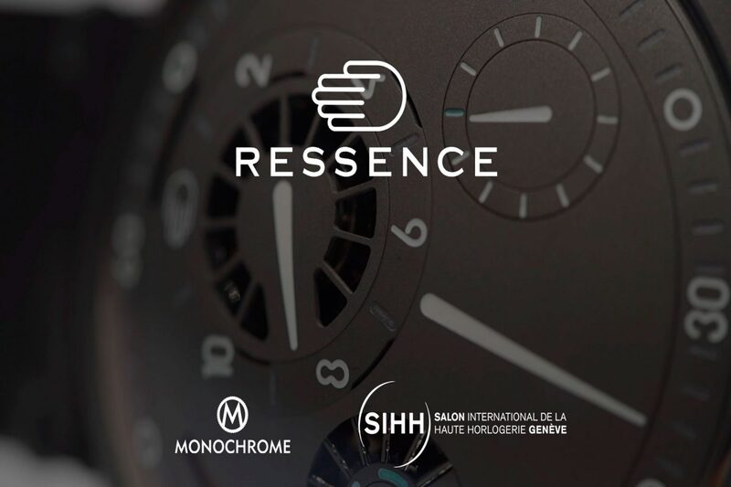 Live from SIHH 2019 – Benoit Mintiens of Ressence (About the Type 2 e-Crown)