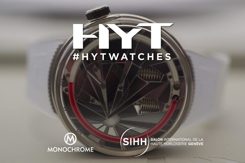 Live from SIHH 2019 – Gregory Dourde of HYT