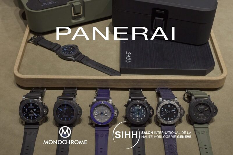 Live from SIHH 2019 – Jean-Marc Pontroué of Panerai