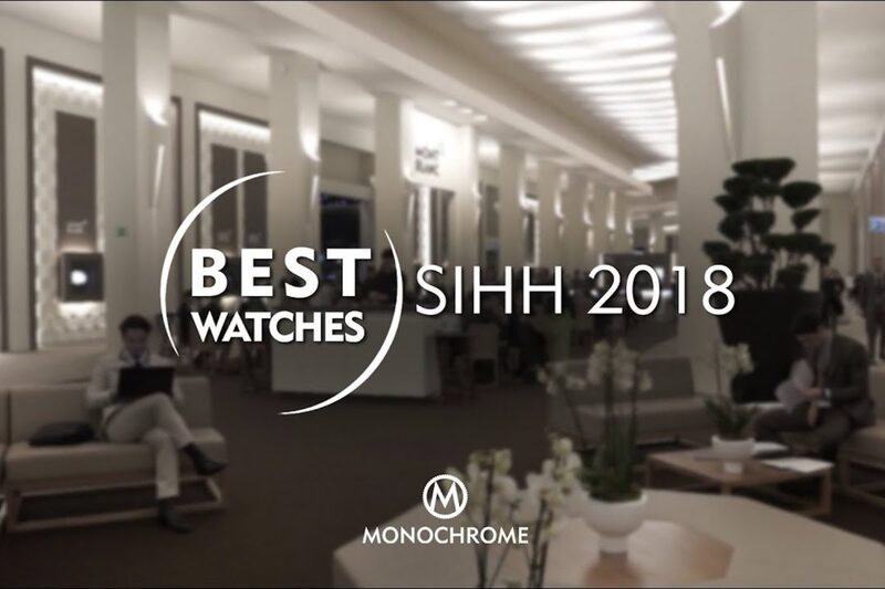 Looking Back at the Best Watches of SIHH 2018