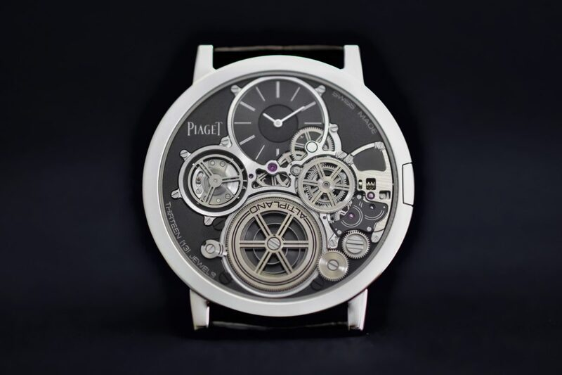 Looking Back at the World's Thinnest Mechanical Watch Ever