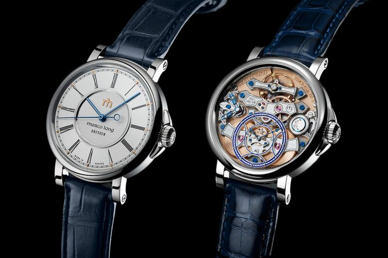 Marco Lang Watches and the Inaugural Watch, the Zweigesicht-1