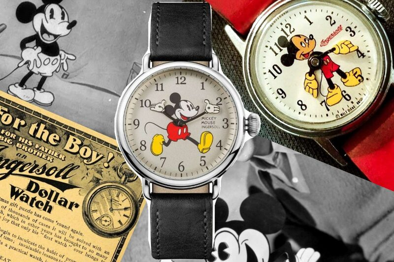 Mickey Mouse Watches – Celebrating An Icon