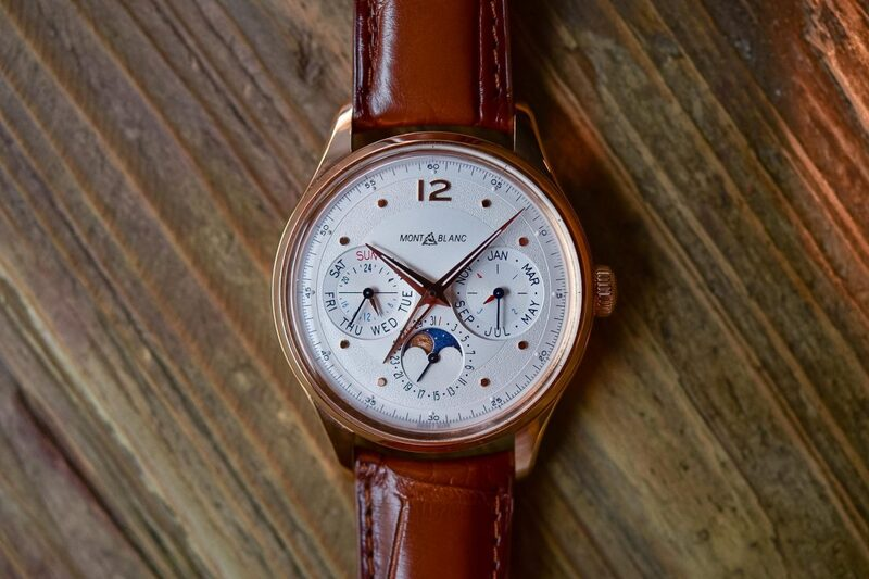 Montblanc Heritage Manufacture Perpetual Calendar LE100 (with MB's New Manufacture Movement)