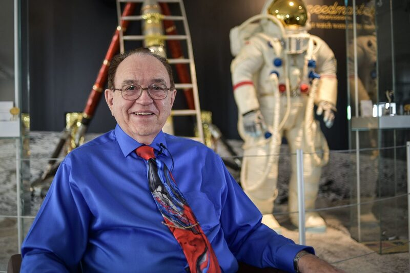 Moon Landing 50 – How the Speedmaster Became the Moonwatch, by James H. Ragan, the Man Who Tested it for NASA