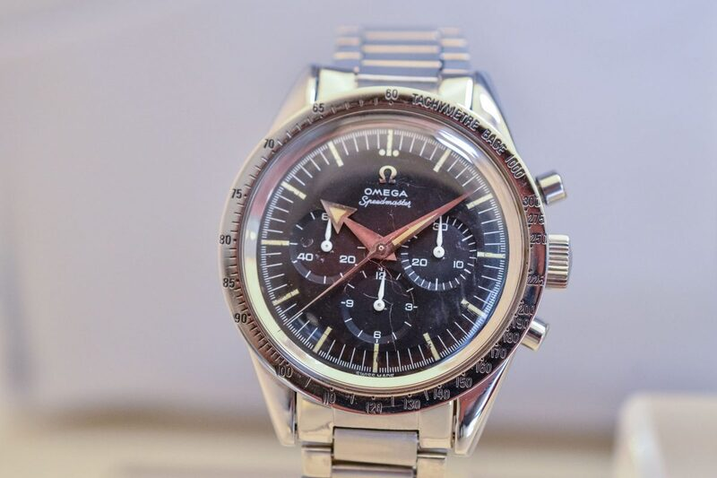 Moon Landing 50 – Throwback to the History of the Omega Speedmaster (Pre-Moon, Alaska, Moonwatch and More)