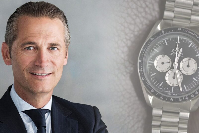 Moon Landing 50 – What Makes the Speedmaster Moonwatch such an Icon, by Raynald Aeschlimann, President and CEO of Omega