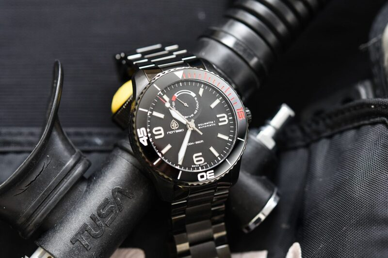 NOTSAG Aquaelite Type I – An Accessible Dive Watch for a Good Cause