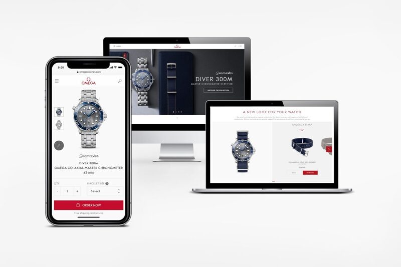 Omega Watches Launches Its Online Boutique in Europe