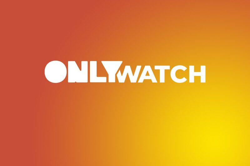Only Watch Charity Auction Returns in 2021