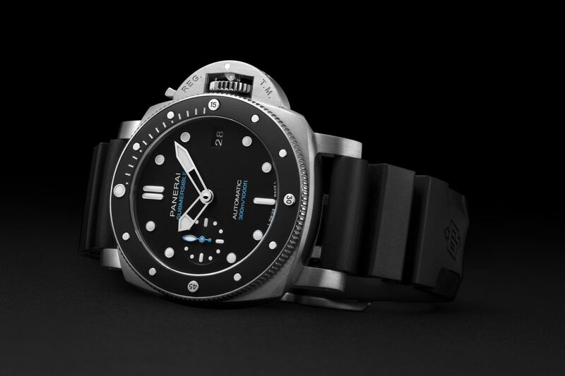 Panerai Submersible 42mm PAM00683 and PAM00959